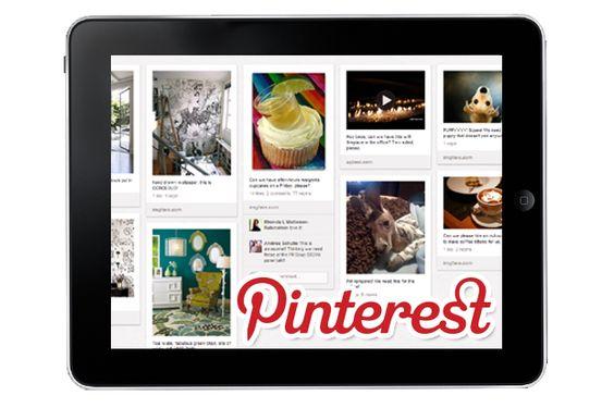 Enter to win a free iPad 2 from Pinterest here: http://bit.ly/winpinterestipad