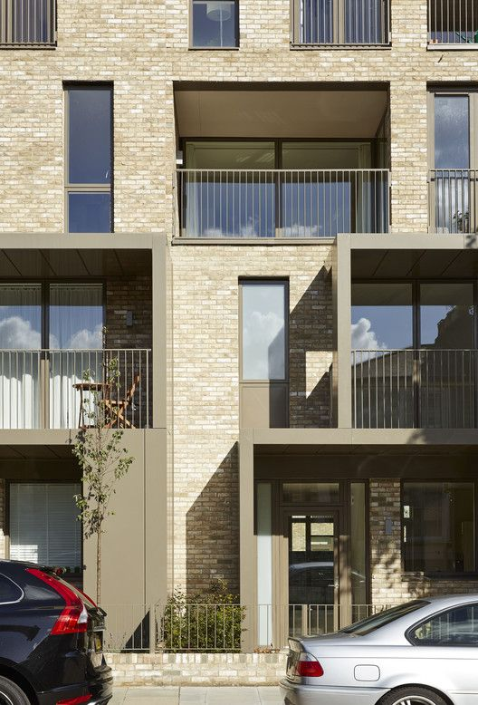 Ely Court,Courtesy of Alison Brooks Architects