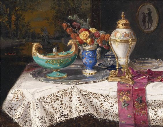 Lea Reinhart (1877-1970) — (841×658):