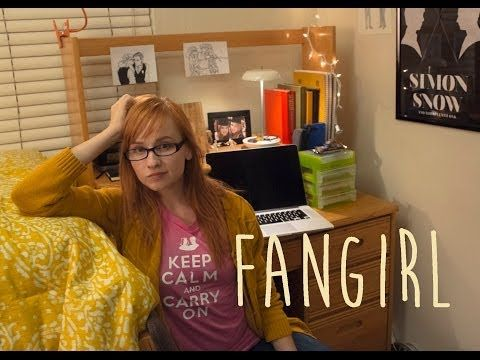 I Didn't Write This - Ep. 6: Fangirl by Rainbow Rowell - Mary Kate Wiles, Denver Milord