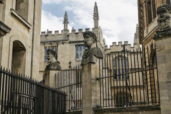 Oxford, UK (2013 Trip)