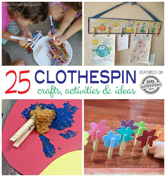 25 wooden clothespin crafts activities ideas crafts for Clothespin crafts for adults
