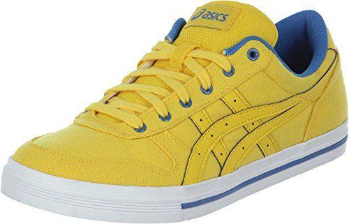 Asics Aaron Schuhe 5,5 light yellow - http://autowerkzeugekaufen.de/asics/38-eu-asics-tiger-aaron-white-white-37-5-2