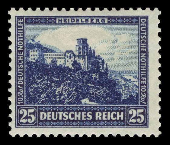 Alemania, Heidelberg 1