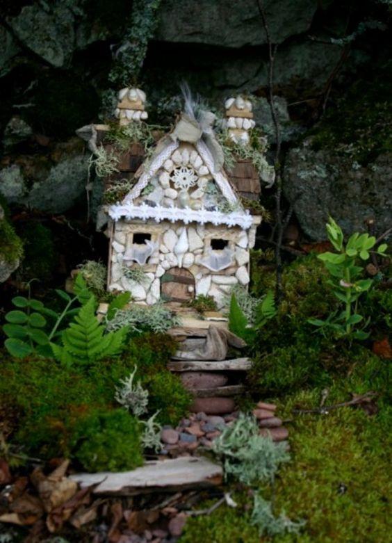 Casa de fada  /fairie house