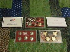 For Sale: 2008 U.S. Mint Silver Proof Set 14 Coin Set with COA