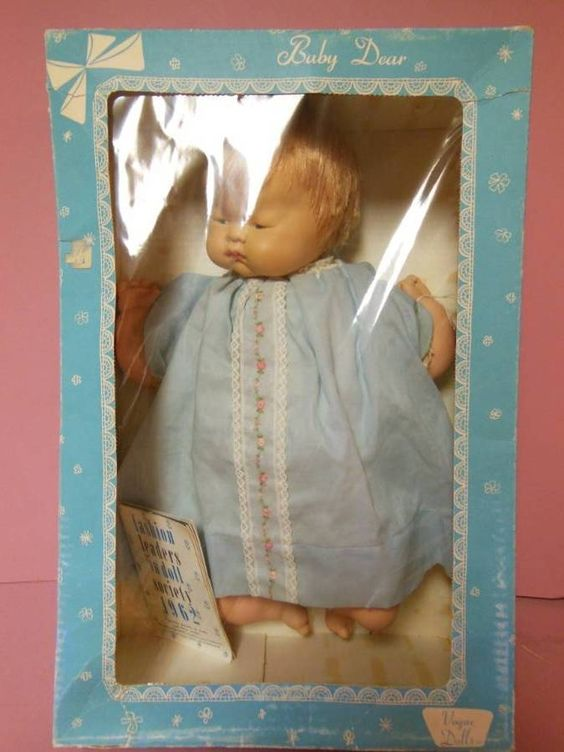 Vogue Baby Dear Doll Clothes