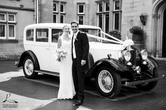 #couples #weddings #cars #inspired
