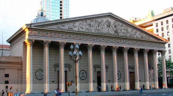 Catedral de Buenos Aires / Foto: Wikipedia Alexis González Molina (CC-BY-SA-3.0)
