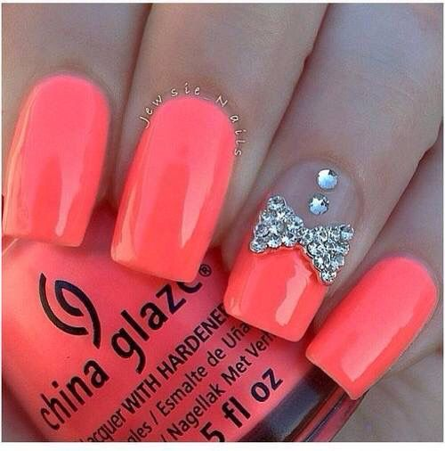 Des ongles fashions