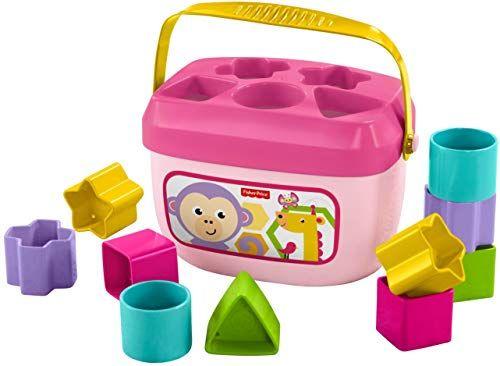 Fisher Price Baby S First Blocks Fisher Price Https Www Amazon Com Dp B07bkq9lty Ref Cm Sw R Pi Dp U X X9 Best Baby Toys Baby Learning Toys Fisher Price Baby