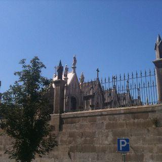 Porto, cemitério.
