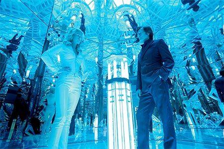 iwatchstuff.com  Still from X-Men: First Class - the Mirror room