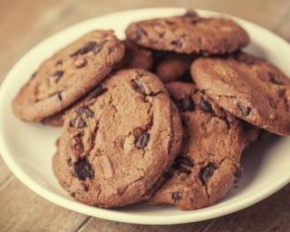 Cookies aux pépites de chocolat au Thermomix© : http://www.fourchette-et-bikini.fr/recettes/recettes-minceur/cookies-aux-pepites-de-chocolat-au-thermomixc.html