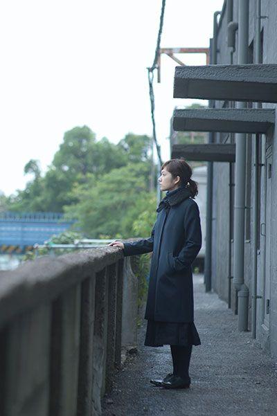 coat: Aurele