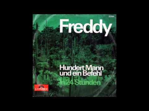 ▶ Freddy Quinn - Hundert Mann Und Ein Befehl (1966) - YouTube
