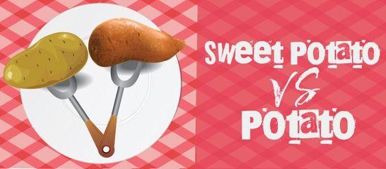 Sweet Potato vs. Potato: Which is Healthier?