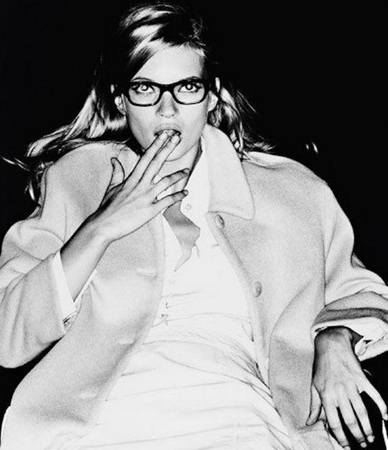 Kino Kate Moss by Ellen von Unwerth