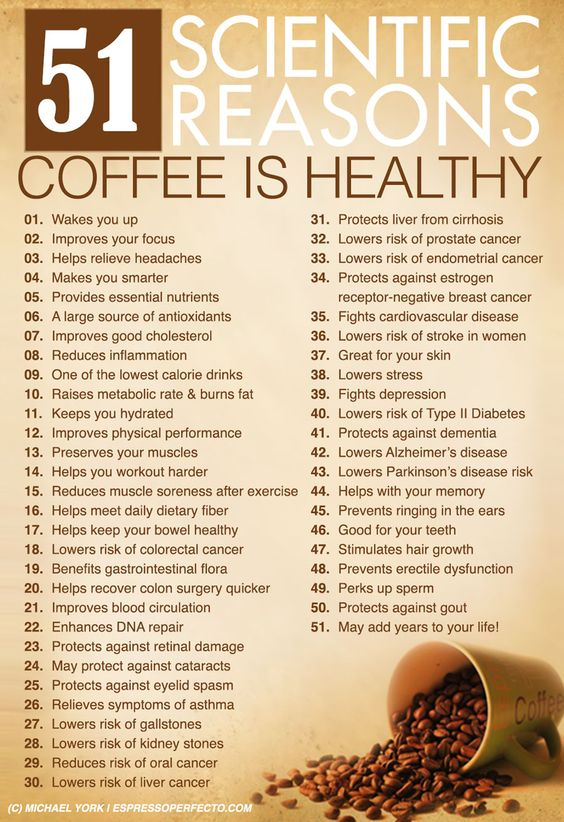 Drink up: Health benefits of coffee are numerous | News ...