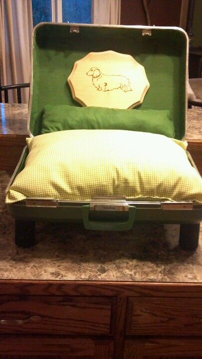 Doggie bed (sold)