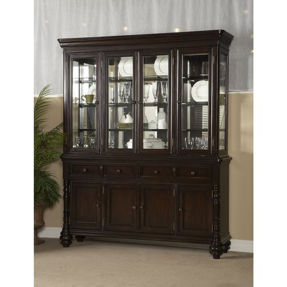 Dining Room Buffet Hutch: Fox Run Dining Room Hutch And Buffet