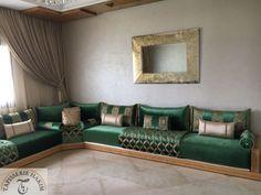 Pin by soumia on maison   Pinterest   Salons, Salon marocain and ...