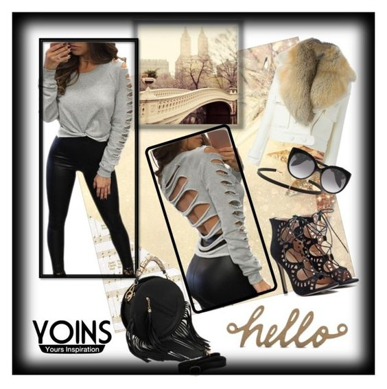 """""""Yoins 20"""" by lella-336 ❤ liked on Polyvore featuring Kaisercraft, Carbon & Hyde, Altuzarra, Alexander McQueen, yoins, yoinscollection and loveyoins"""