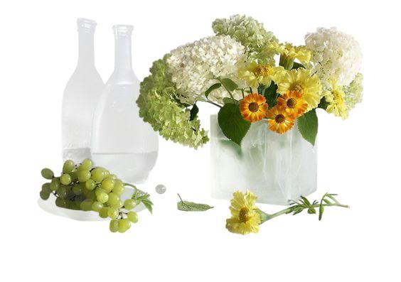 FLEURS (dans Vase )