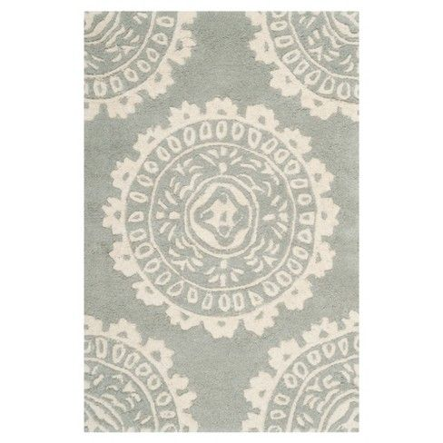 For Downstairs Bathroom Target For 23 99 Might Be Too Wide 18 Inches To Clear The Door Wool Area Rugs Area Rugs Rugs