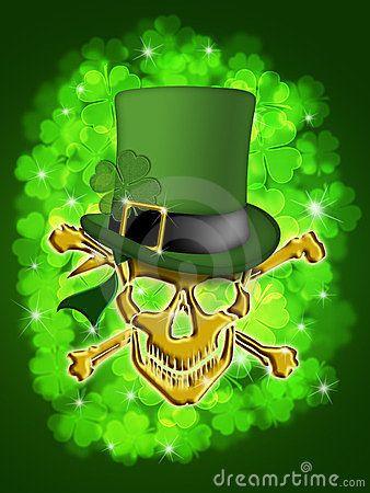 Hats St Patrick S Day Gold Leprechaun