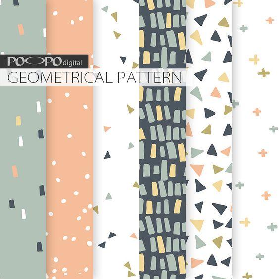 Geometrische Scrapbook handgezeichnete Papier Korallen digitalem Papier Pfirsich marineblau Dreieck Doodle minimalistische Strichen Kreuz Fotografie Zubehör von POandPOdigital auf Etsy https://www.etsy.com/de/listing/222764957/geometrische-scrapbook-handgezeichnete