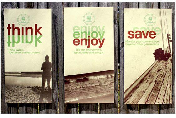 EPA poster series