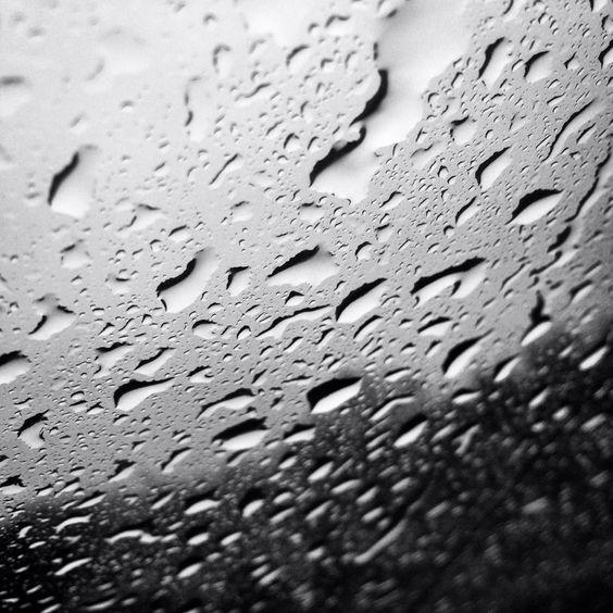 Oh the rain we've been having, please stop.