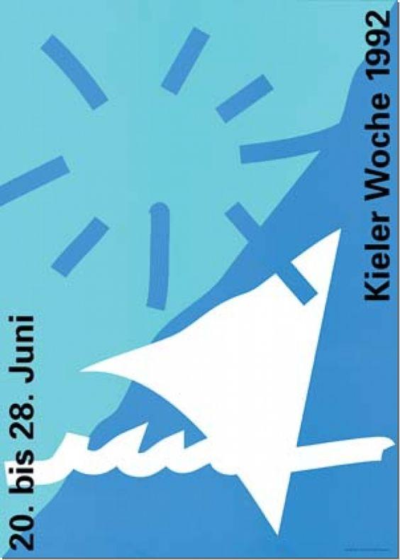 kieler woche 1992 poster - Google Search