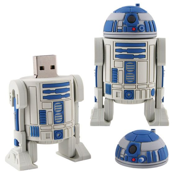 Pendrive creativo star wars