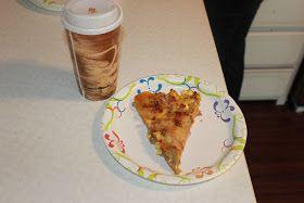 Caseys breakfast pizza recipe!