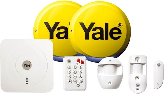 Yale Sr 330 Smart Home Alarm Security Systems Free Uk P P Alarm Systems For Home Home Security Tips Smart Home Alarm System
