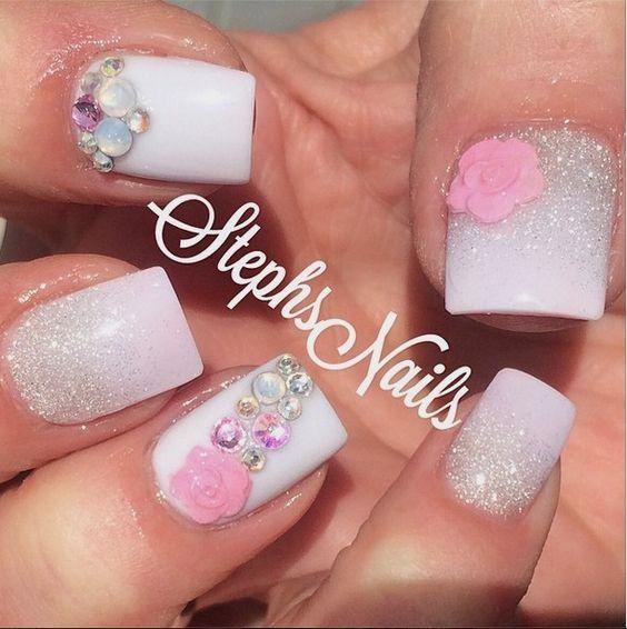 stephsnails_ on Instagram nails | Uñaas | Pinterest | Uñas y Instagram
