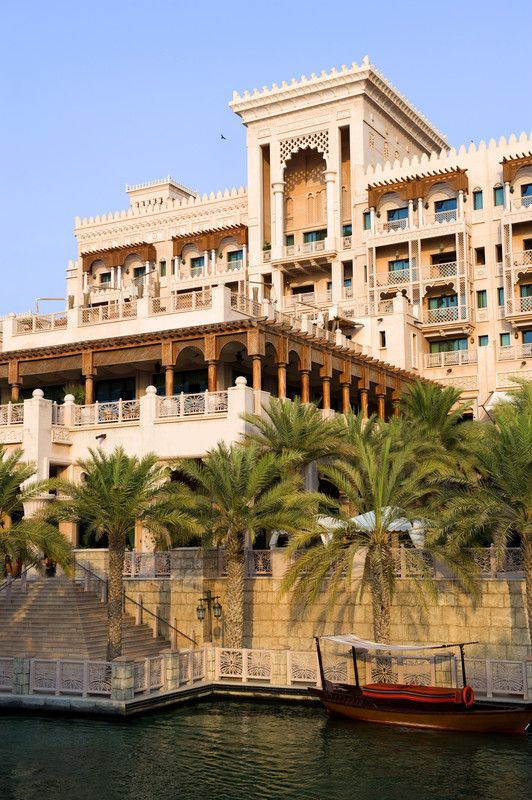 Al qasr boutique hotel madinat jumeirah dubai by for Trendy hotels dubai