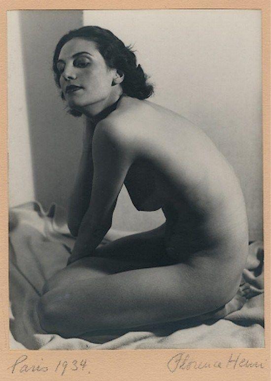 Florence Henri - line, 1934