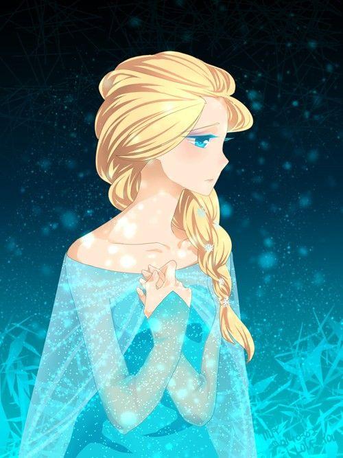 Elsa and Frozen on Pinterest