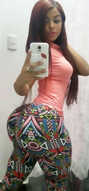 ebony midget women