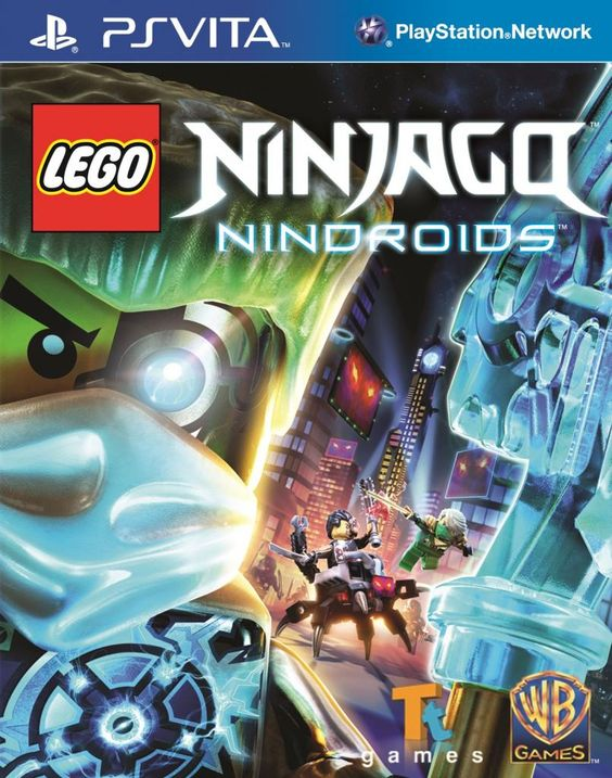 LEGO Ninjago: Nindroids comes to the Nintendo 3DS and PlayStation Vita this summer. Description from walmart.com. I searched for this on bing.com/images