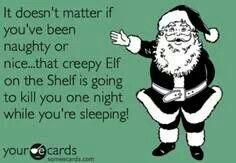 Creepy Elf