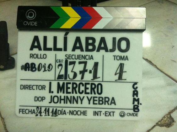 """RT @AlliAbajo: """"¡Luces, cámara, acción! Nos ponemos en marcha con muchísima ilusión. @laleonademaria @jonny_platz @mundoficcion"""" de Plano a Plano con #EquiposOvide"""