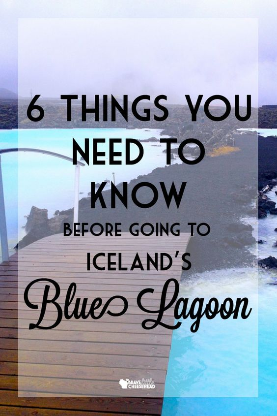 6 Things you should know before visiting Iceland's Blue Lagoon. If you ask anyone what to do in Iceland, I guarantee the first thing they'll say is to take a trip to the Blue Lagoon. Just a short drive outside of Reykjavik, the Blue Lagoon is a great, easy day trip from the city, but there are a few things you should know while planning your trip.