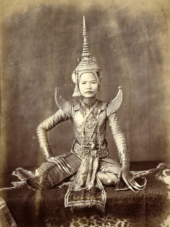"""Siam, 1874... so I guess the people from """"The King and I"""" did their research!!"""
