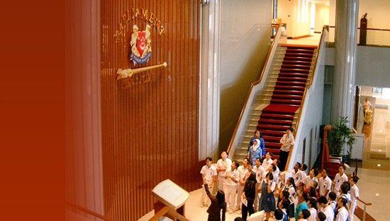 Nơi diễn ra cuộc họp quốc hội