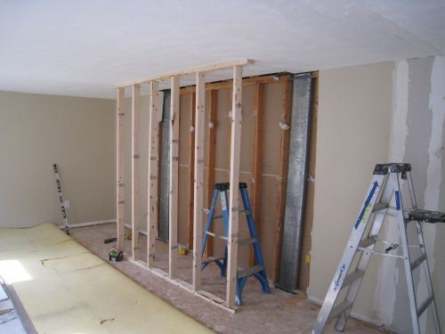 Load bearing wall how to remove and to remove on pinterest for Can a load bearing wall be removed