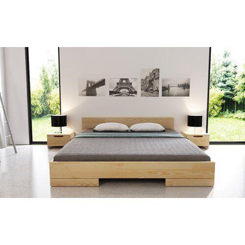 17 Stories Act Bed Frame In 2020 Bed Frame Wooden Bed Frames Bed Design
